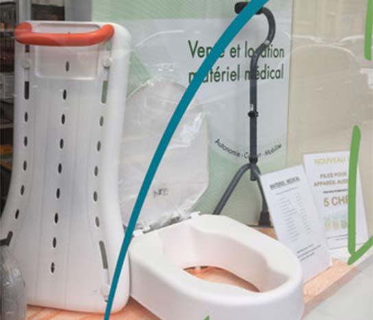 Parapharmacie de Saint-Léger à Genève