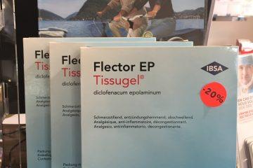 Flector tissugel